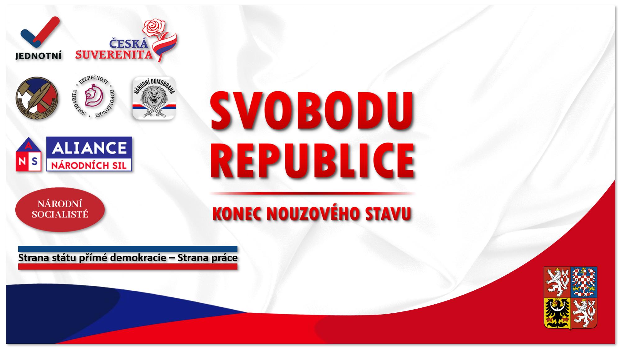 Svobodu republice