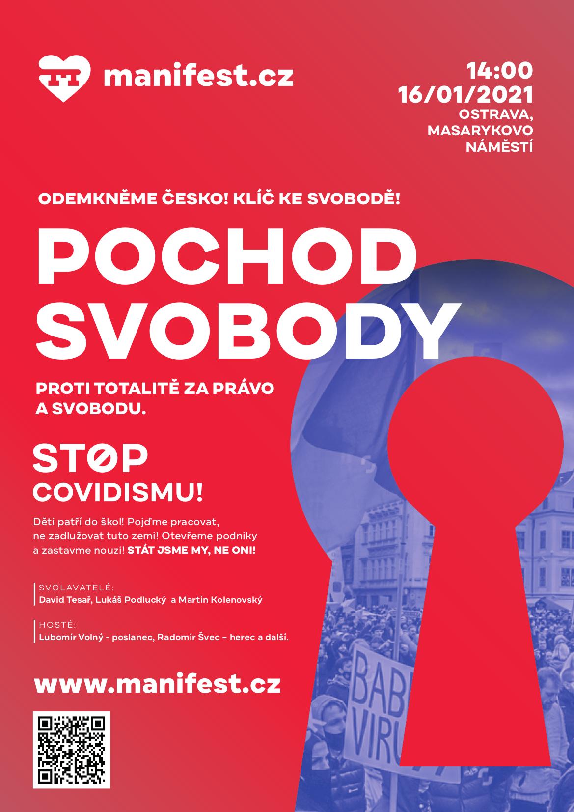Plakát Ostrava