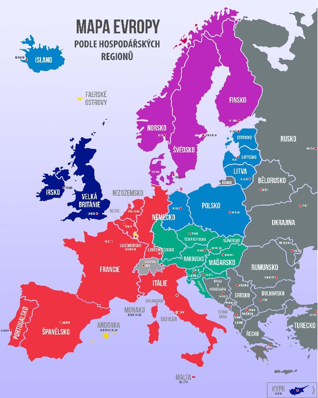 Hospodarska-mapa-Evropy