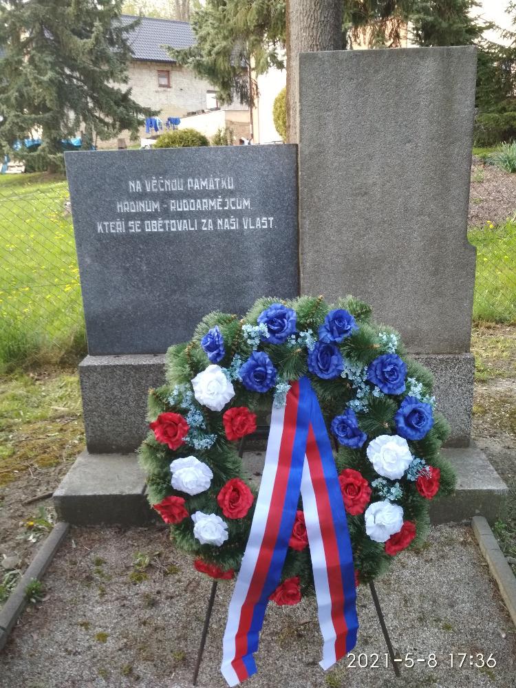 Bartošovice - pomník