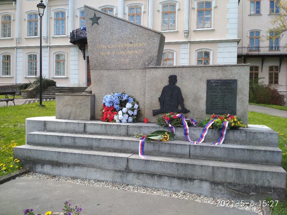 Studénka - pomník